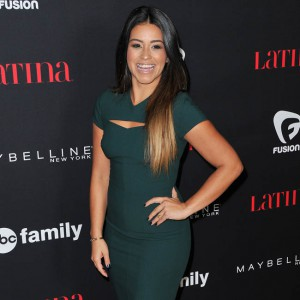 """Jane the Virgin"" star Gina Rodriguez attends Latina Magazine's ""30 Under 30"" Party at the Mondrian in Los Angeles"