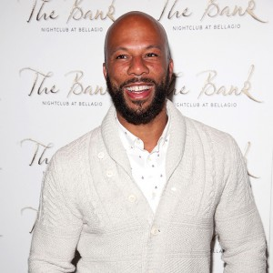 Common celebrates his 41st birthday at The Bank