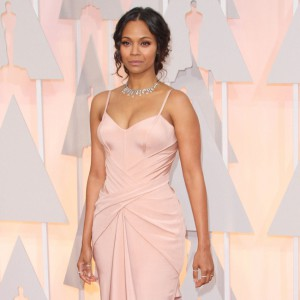 Celebrity arrivals at the 87th Annual Academy Awards