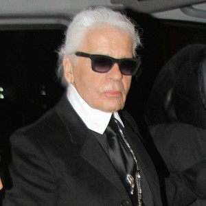 Karl Lagerfeld attends CHANEL Dinner Celebrating N°5 THE FILM By Baz Luhrmann in NYC