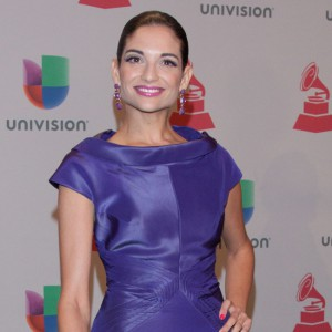 Celebrity arrivals at the 2014 Latin Grammy Awards in Las Vegas