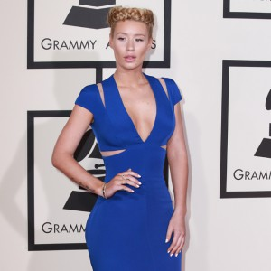 Stars on the red carpet at the 57th Annual GRAMMY Awards in Los Angeles, CA