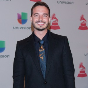 J. Balvin at the Grammy's