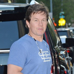Mark Wahlberg seen out and bout after shooting 'Ted 2' in NYC