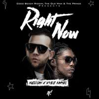 Imagen del disco: Right Now (feat. Vybz Kartel)