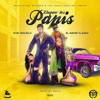 Album Image: Llegan Los Papis Don Miguelo (Single)