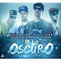 Album Image: Pa Lo Oscuro Official Remix (Single)