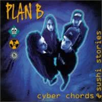 Album Image: Cyber Chords & Sushi Stories