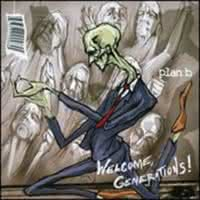 Album Image: Welcome Generations