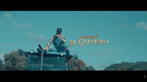 El Granjero   [Official Video] - Arcangel